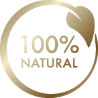 100% Natural Icon